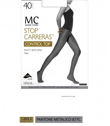 Panty CONTROL Stop Carreras MARIE CLAIRE 4962