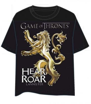 Camiseta JUEGO DE TRONOS 3565