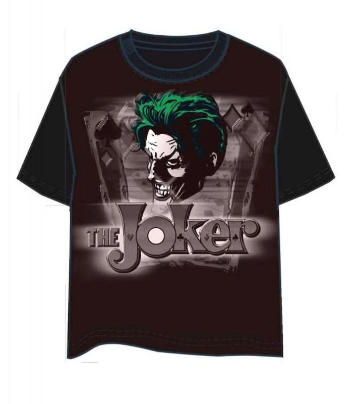 Camiseta THE JOKER BATMAN 3529