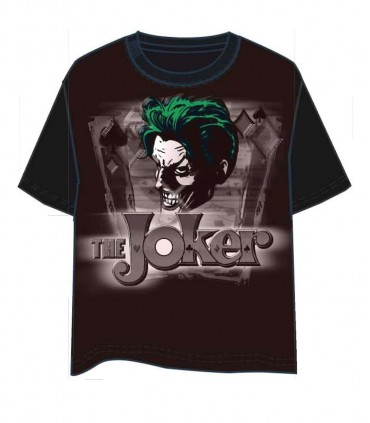 Camiseta THE JOKER BATMAN 3529