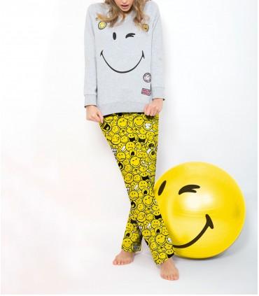 Pijama SMILEY mujer 50823