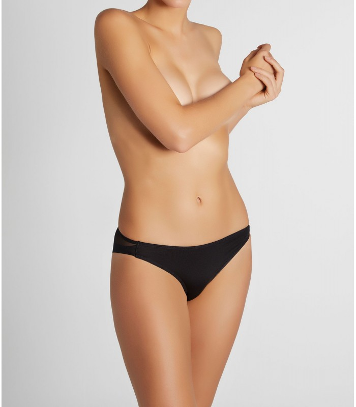 Braga bikini mini invisible Ysabel Mora 19600