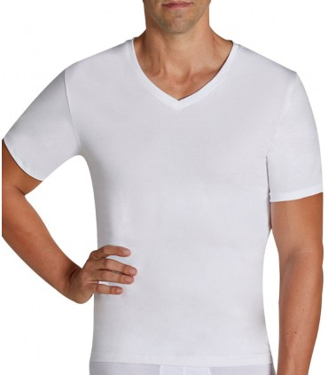 Camiseta caballero COTTON STRETCH Ysabel Mora 20100